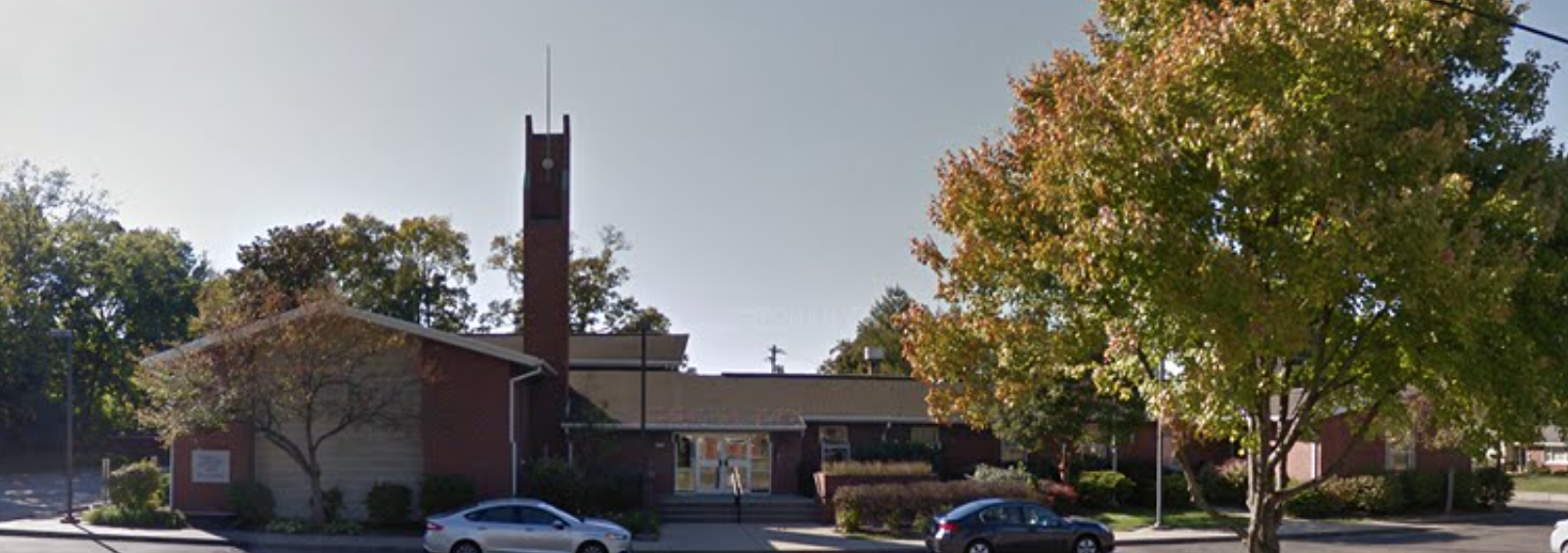 Hamilton Ohio Ward Chapel where I was baptized